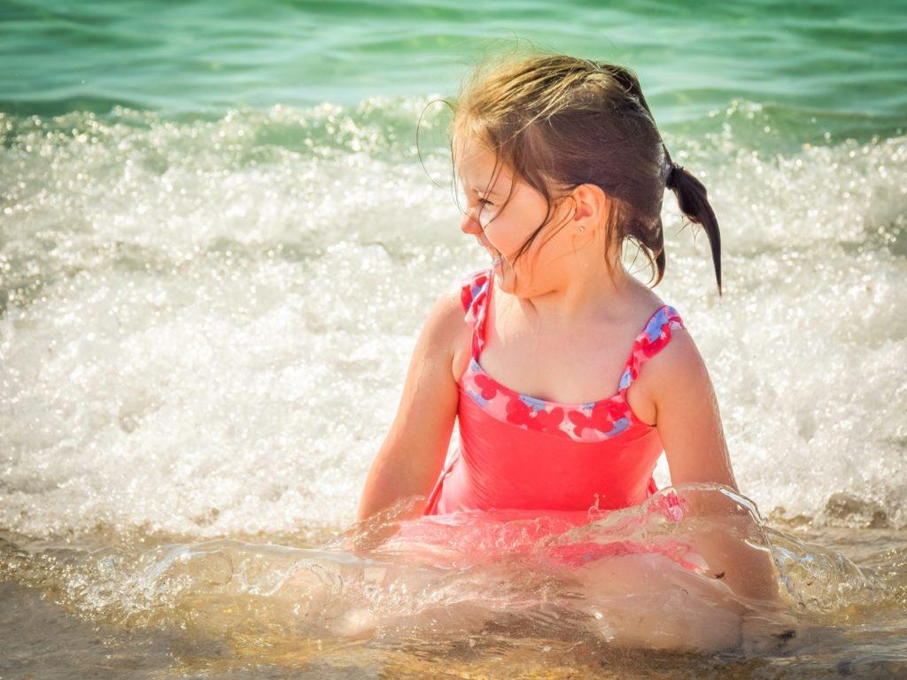 best sunscreen for kids for strong Caribbean sun