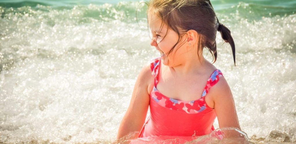 best sunscreen for kids for strong Caribbean sun