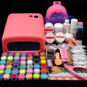 Fashion zone nail kit