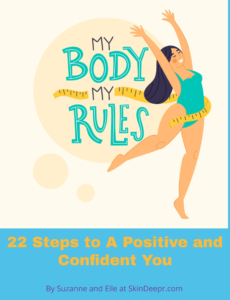 22 Steps Body Positive Book