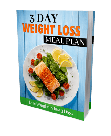 3 day weight loss