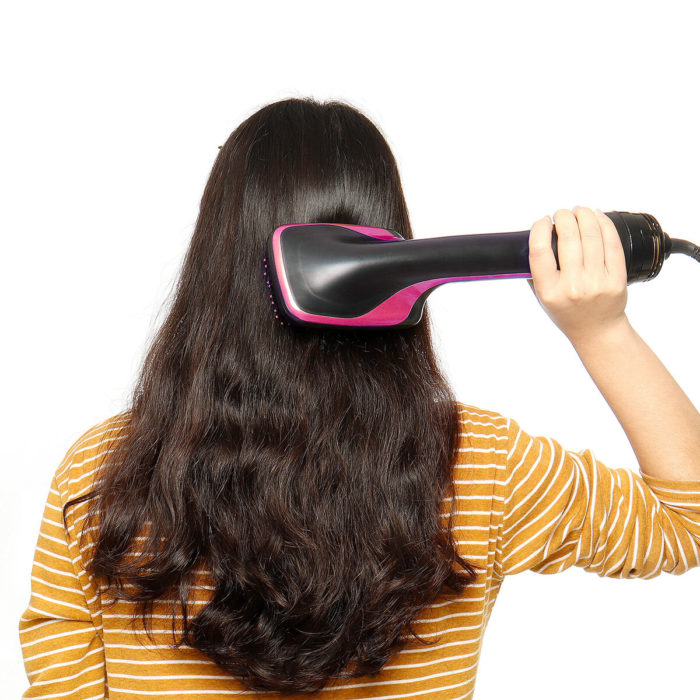 2 In 1 One Hair Dryer Comb Multi-Function Wet Dry Dual-Use Negative Ion Hair Dryer Hair Style Tool