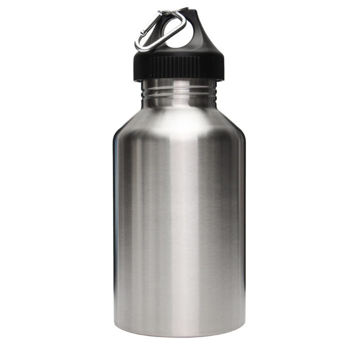 2L Large Volume Stainless Steel Water Drink Bottle Outdoor Activity Water Bottle