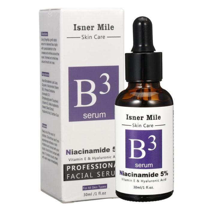 30ml Vitamin Hyaluronic Acid Facial Serum Hydrating Brightening Essence Face Care Serum