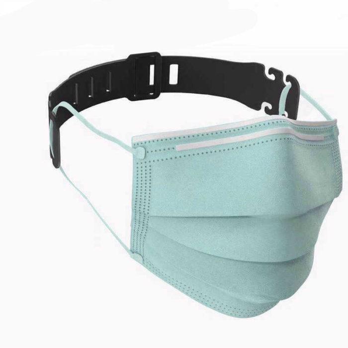 6 Adjustable Slots Ear-hook Mask Buckle Mask Hook Auxiliary Universal