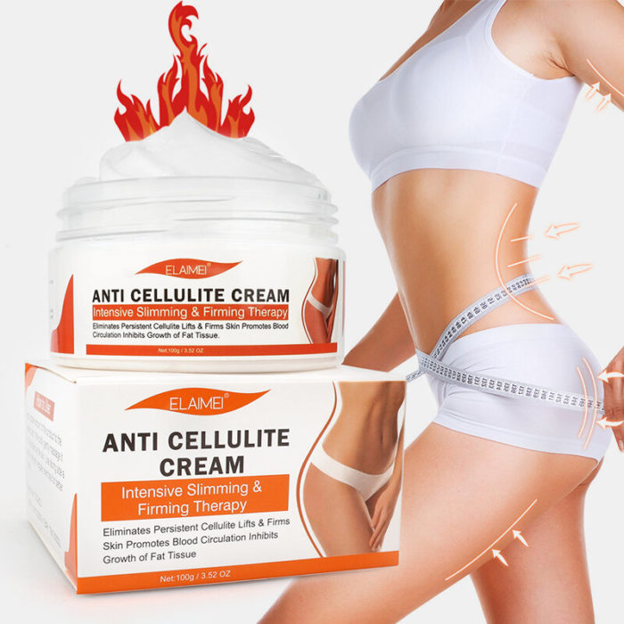 Anti Cellulite Weight Loss Cream Refreshing Firm Slimming Weight Lose Body Leg Hip Lotion