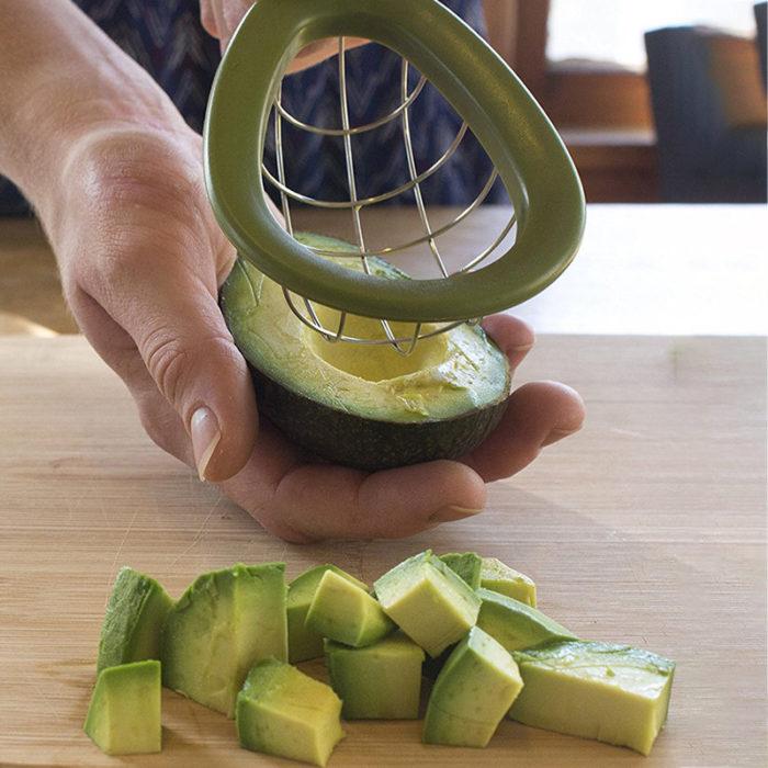 Avocado Slicer Fruit Slicer Tool Avocado Slicer Kitchen Tool
