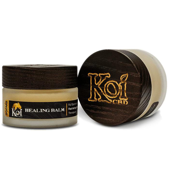 CBD Healing Balm, 1.7 oz, Koi CBD