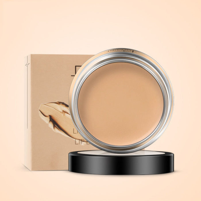 Eye Lip Concealer Cream Moisturizing Lip Base Concealer Silky Cover Face Flaws Face Makeup Comestic