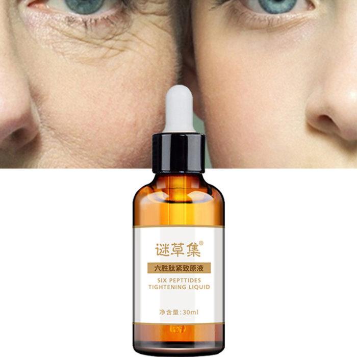 Facial Moisturizing Essence Anti-Wrinkle Anti-Aging Hyaluronic Acid Essence Liquid Face Care