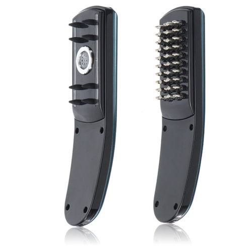 Hair Loss Therapy Comb Hairs Growth Regrow Treatment Infrared Laser Massage Brush