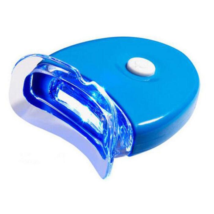 Household Mini LED Teeth Whitening Lamp Bleaching Laser Tooth Whitener Dental Care