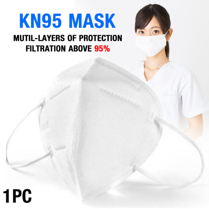 KN95 Masks With breathing valve Passed The GB-2626-KN95 Test PM2.5 Protective Mask