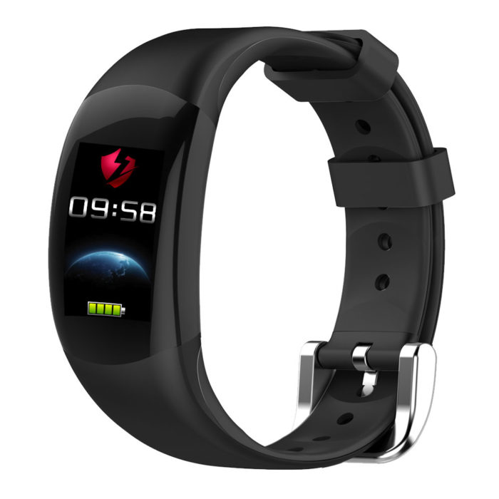 LEMFO LT02 Color LCD Smart Bracelet IP68 Waterproof Heart Rate Monitor Best Fitness Smart Watches