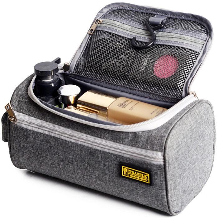 Oxford Cloth Makeup Bags Large Storage Cosmetic Bag For Women Men Travel Storage Bag