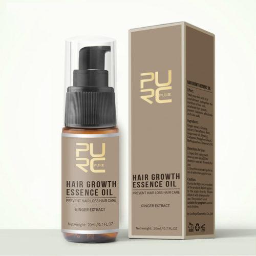 Prevent Hair Loss Nutrient Solution Strong Hair Root Hair Growth Liquid Hair Care Essential Oil