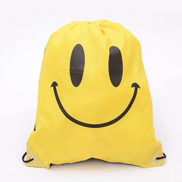 Primary School Children Drawstring Swimming Waterproof Bags School Backpack