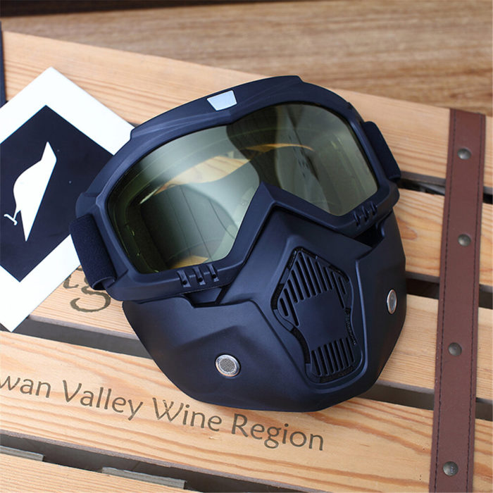 Protective Full Face Mask Anti Splash Shield Visor Workplace Protection Supplies