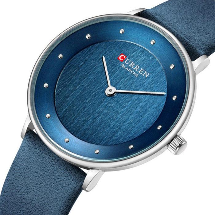 Simple Fashion Quartz Watch Concise Dial Waist Watch Waterproof Watch For Men Women