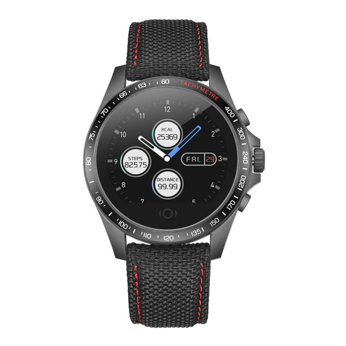 Sport Round Smart Watch Face Customize Smart Watch Heart Rate Blood Pressure Monitor Watch