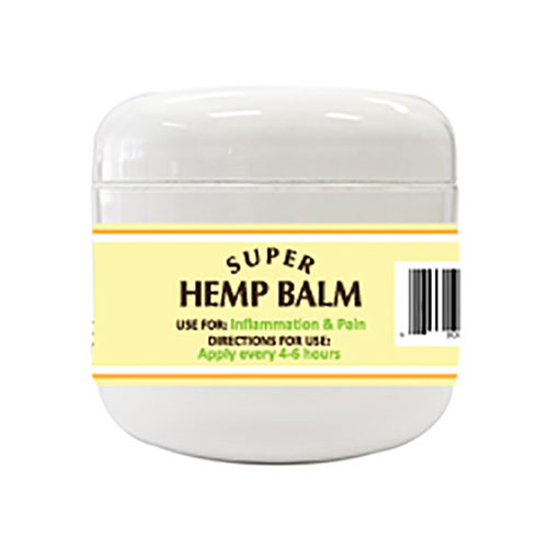 Super Hemp Balm, 150 mg CBD, 1 oz, Natural Alchemist
