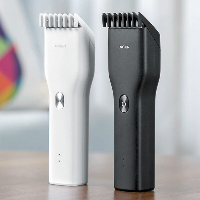 USB Electric Hair Clipper Two Speed Ceramic Cutter Hair Fast Charging Children Hair Clipper