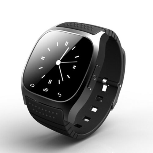 Unisex M26 bluetooth R-Watch SMS Anti Lost Activity Monitor Smart Sport Mens Watches for Android