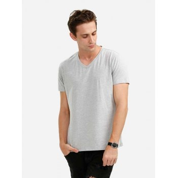ZAN.STYLE Men T Shirt
