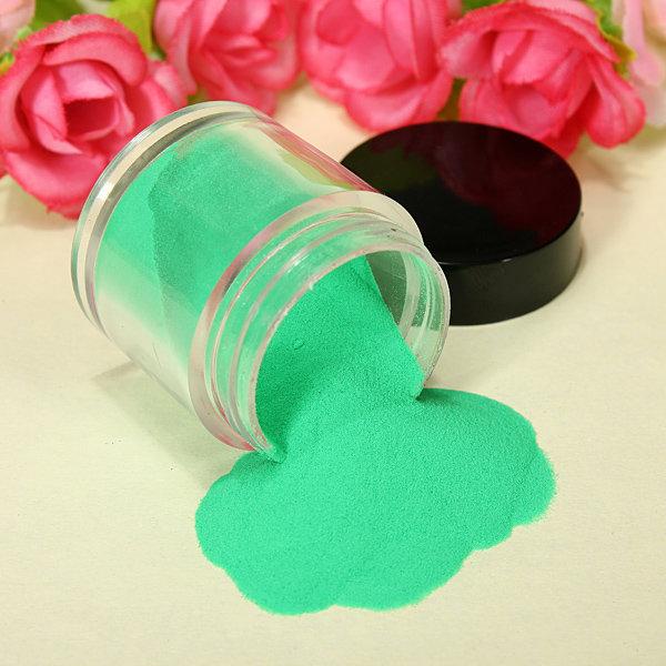 18 Colors Acrylic UV Powder Dust Glitter Polish Nail Art Set