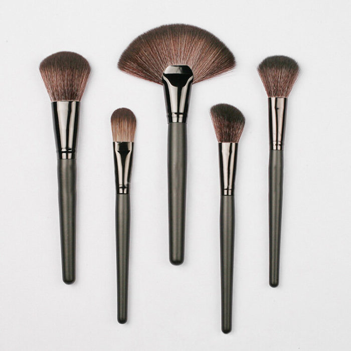 32 Pieces Professional Makeup Brushes Set Foundation Cosmetic Powder Brush With PU Bag