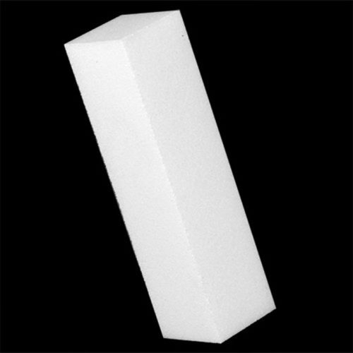 White Sanding Nail Art Block File Polish Buffer Pedicure Manicure
