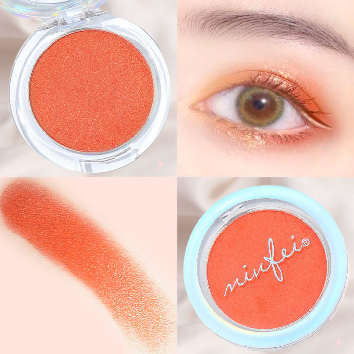 8 Color Galaxy Monochrome Eyeshadow Pallete Glitter Eyeshadow Shimmer Nature Makeup Earth Color Eyeshadow
