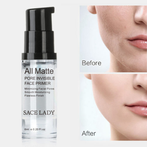 Face Pores Hydrating Makeup Base Primer Long Lasting Oil Control Silky Professional Face Makeup