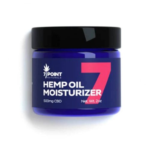 7 Point CBD infused Moisturizer