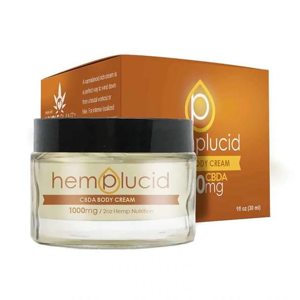 CBDA Body Cream