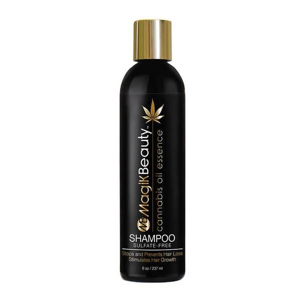 Cannabis Sulfate-Free Shampoo