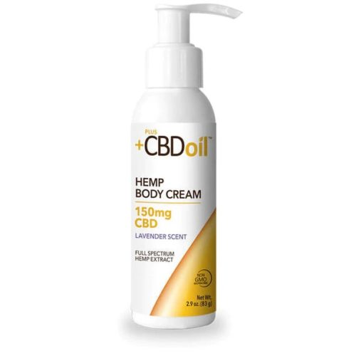 Gold Body Cream Lavender