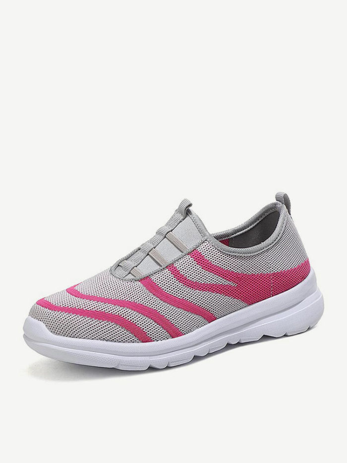 Sports Mesh Comfy Non Slip Running Women's Sneakers