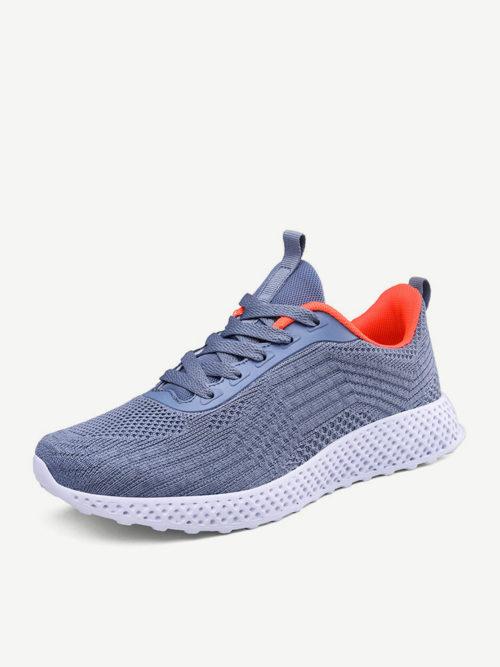 Women Cotton Fabirc Soild Color Breathable Warm Casual Sneakers