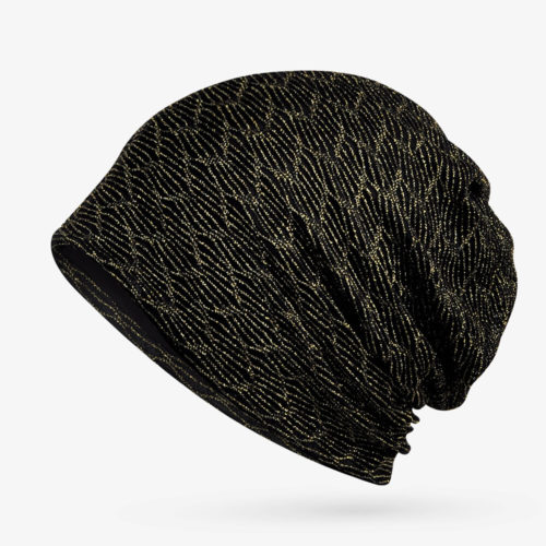 Women Spring Summer Thin Breathable Multifunction Head Cap Beanie Cap Both Hats And Scarf Use
