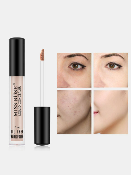 9 Colors Face Contour Makeup Concealer Oil Control Waterproof Full Coverage Liquid Foundation