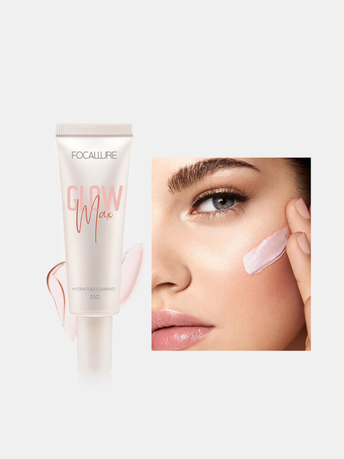 Face Primer Makeup Base Long-lasting Moisturizing Smooth Fine Foundation Primer Cosmetic
