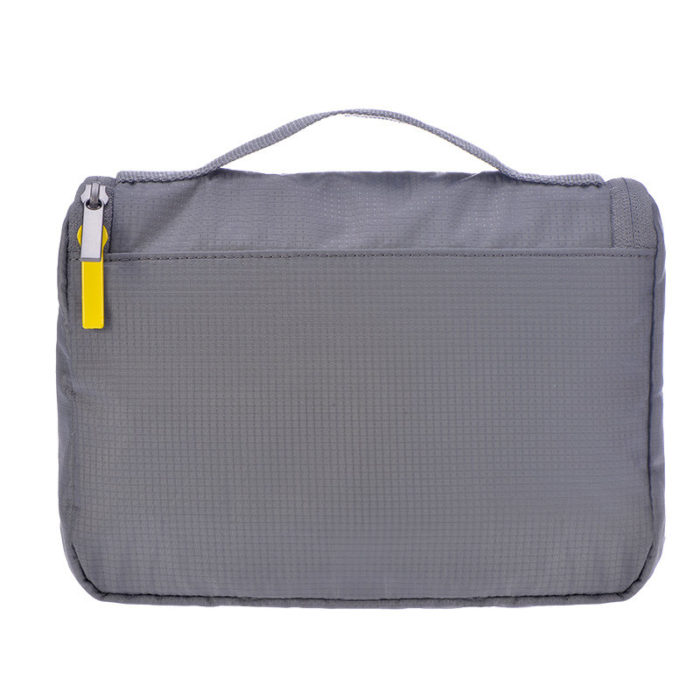 jia 90Fen Portable Travel Wash Bag Hanging Toiletry Bag Woman Makeup Cosmetic Toiletry Kit
