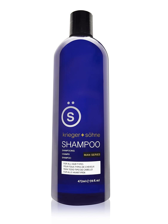 Krieger + Sohne Shampoo Men Series